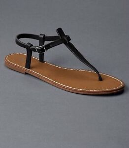 T-strap Thong Sandals Shoes