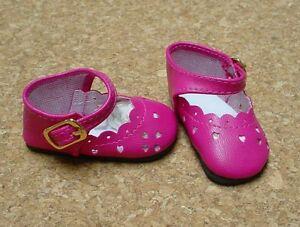 64mm NAVY BLUE Heart Cut fit MSD Kish 4 seasons Doll Shoes BJDs
