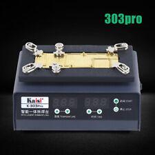 100w Soldering Preheat Hot Air Machine Motherboard Bga Repair Rework Station Us