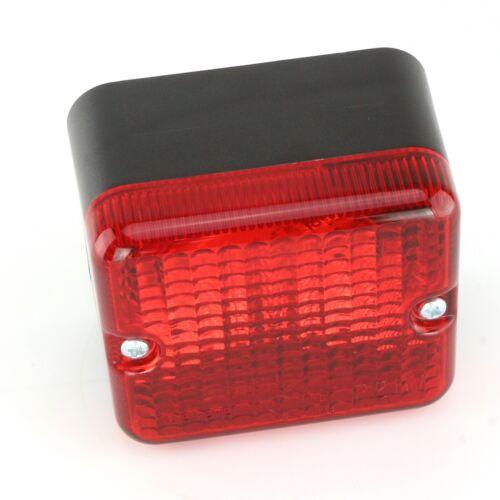 Rear Fog Light 90mm x 76mm For Kit Car Classic