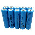 1/2/4/6/10pcs 18650 Batterie 5000mAh 3.7V Li-ion rechargeable Battery Flashlight