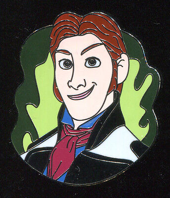 Disney Smiles Smirks /& Sneers Mystery Collection Hans From Frozen Pin NEW