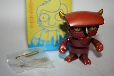 Robot Devil Kidrobot Futurama Universe X Vinyl Mini-Figure