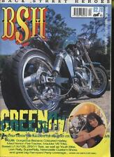 BSH THE EUROPEAN CUSTOM BIKE MAGAZINE - September 1999