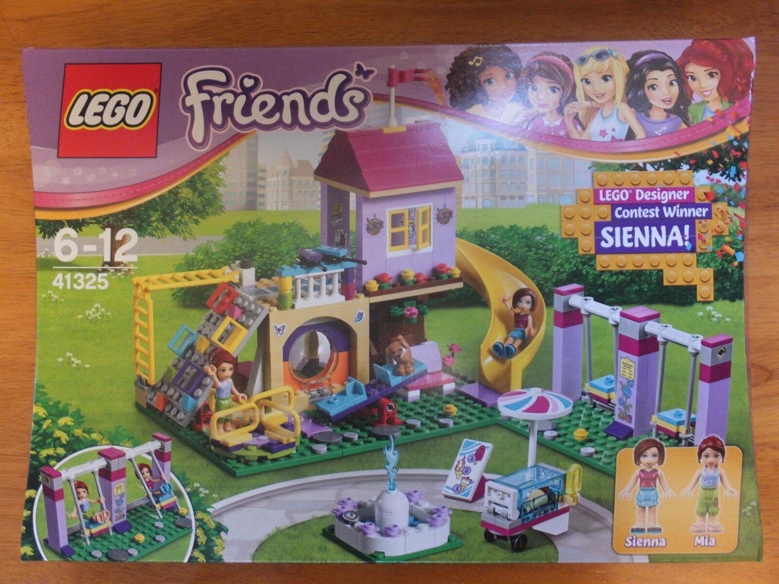 Lego 41325 Friends Heartlake City Playground Set