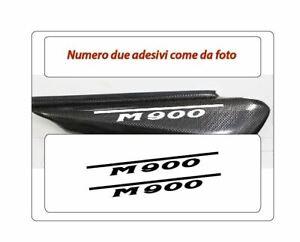 Coppia-adesivi-Ducati-Monster-M-900-M900-per-fianchetto