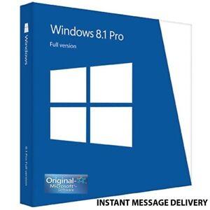 windows 8.1 64bit pro
