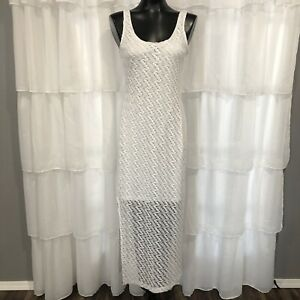 XS-APT-9-White-Lacey-Overlay-Maxi-Dress