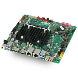 Mitac-PD10AI-MT-Intel-Apollo-Lake-N3350-Thin-Mini-ITX-Motherboard-w-2X-Intel-LAN