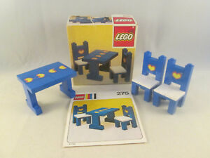 Lego-Homemaker-275-Table-and-Chairs