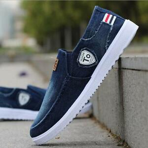 New Men's Shoes Fashion Breathable Casual Shoes Canvas Sneakers running Shoes