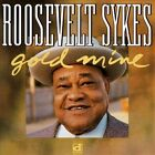 Gold Mine: Live in Europe by Roosevelt Sykes (CD, Sep-1993, Delmark (Label))