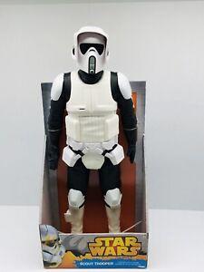"Jakks Pacific Star Wars Rebels 18/"" Ezra /& Rebels Stormtrooper Figures Dc Co."