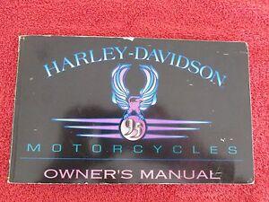 Harley-Davidson-1995-FLT-Owners-Manual-99466-95A