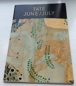Jun Jul 2008 TATEGUIDE  guide to tate gallery  Klimt cover - London, United Kingdom - Jun Jul 2008 TATEGUIDE  guide to tate gallery  Klimt cover - London, United Kingdom