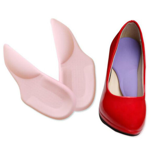 Arch Foot Orthotics  Foot Caretector High Heel Shoe Cushion Insole Pad