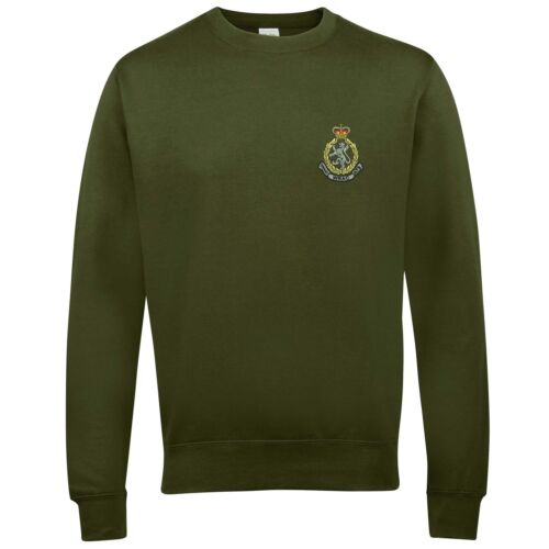 Women/'s Royal Army Corps Sweatshirt