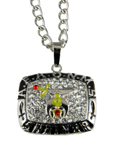 4031798 Shrine Prince Hall AEAONMS Necklace Championship Design Shriner