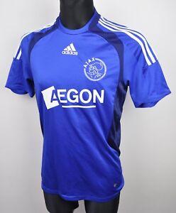 3767b8c997 AMSTERDAM AJAX Away Shirt Men's S Adult Adidas Trikot Maglia Jersey ...