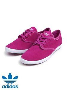 corazón perdido Perceptivo captura  Adidas Originals Mujer Adria Ps Zapatillas Zapatos de Lona - Vivo Rosa |  eBay