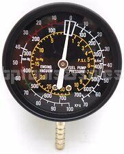 Fuel Pump Amp Vacuum Tester Accurate Engine Carburetor Valve Gauge Plug Tester Kit
