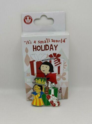 Mexico Feliz Navidad It/'s a Small World Holiday Christmas LE 1000 Disney Pin