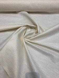 50 Yard Roll Mandalay Buff Woven Drapery Upholstery Fabric Wholesale