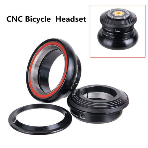 """Bicycle 1 1//8/""""-1 1//2/""""Straight Tube Frame to Tapered Tube Fork 1.5Adapter Headset"""