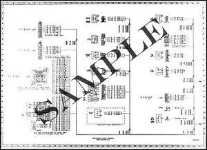 1988 gmc brigadier wiring diagram original heavy truck electrical rh ebay com