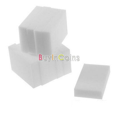5/10/50 Kichen Tools Melamine Cleaner Pad Foam Magic Sponge Eraser House Clean