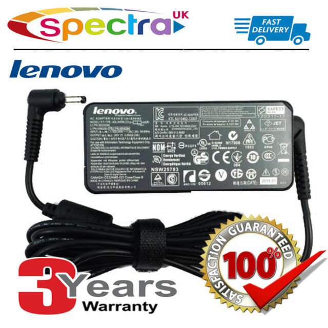 Genuine Original Lenovo Ideapad 310/310s/320/320s Laptop AC Adapter Charger
