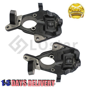"99-06 Chevy Silverado//GMC Sierra 1//2 Ton 2WD//4WD 2/"" Drop Lowering Spindles"