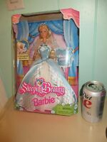 Mattel Collector Edition Barbie As Sleeping Beauty Toys