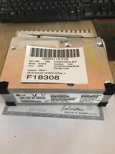 08-10-Hummer-H3-OnStar-opt-UE1-center-dash-brain-box-computer-GM-ID-25888496