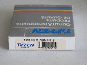 58mm-Tiffen-Gradual-ND-6-ND4X-Filter-Brand-New-58703