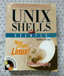 4th Edition UNIX Shells by Example