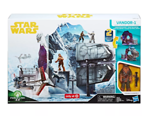 Star-Wars-Solo-Force-Link-2-0-Vandor-1-Heist-Exclusive-Playset-with-Chewbacca