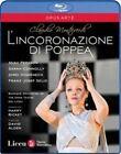 Monteverdi L'incoronazione Di Poppea Opus Arte Oabd7105d Blu-ray 2010