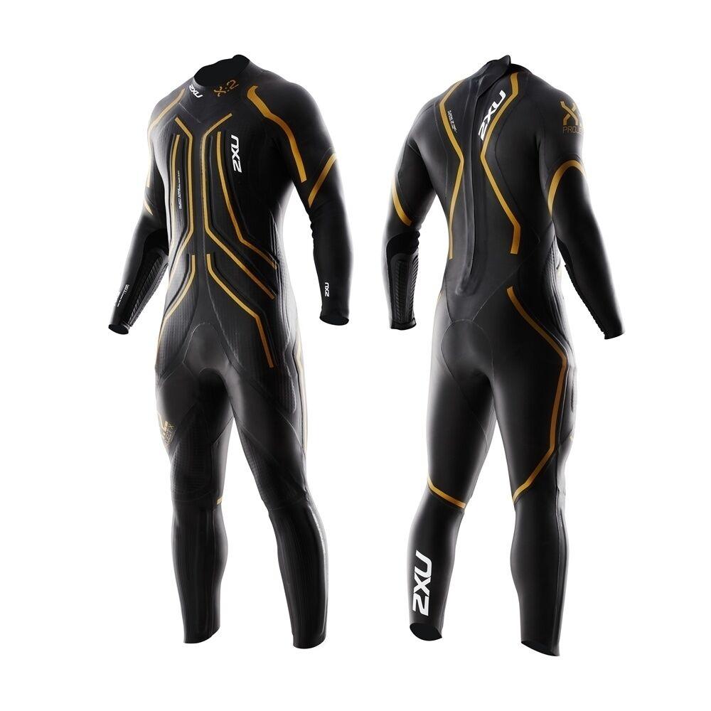 2XU Men's X 2 Project X  Wetsuit  simple and generous design