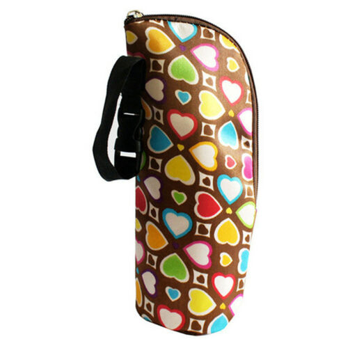 Portable Baby Bottle Insulation Storage Bag With Lanyard To Keep It Warm HY