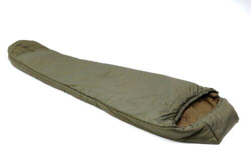 LH Snugpak Softie 10 Harrier Military Sleeping Bag  in Olive Green or Black