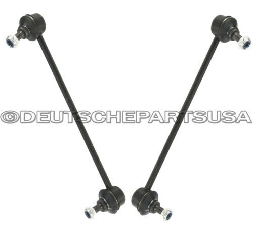 RIGHT 30884179 Volvo V40 S40 Front Stabilizer Sway Bar Link Links PAIR LEFT