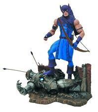 MARVEL SELECT CLASSIC HAWKEYE Diamond Select Toys Avengers 7 inch action figure
