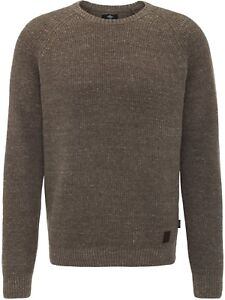Fynch Chunky Cotton Xl Aw18 Oferta merino Jumper Hatton® Clay frqHCPf