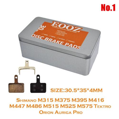 30PRS Bike disc brake pad For shimano sram avid magura formula hayes tektro zoom