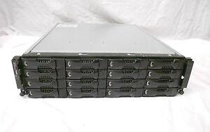Dell-EqualLogic-PS6000E-16x-2TB-SAS-Dual-Cont-PS6000-32TB-ISCSI-SAN-Storage