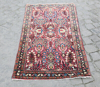 Small Rugs Antique Rug Area Vintage