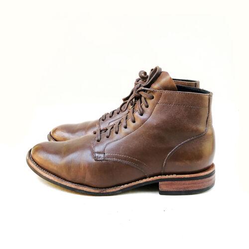 Thursday Boot Company Men's Brown Leather Desert B
