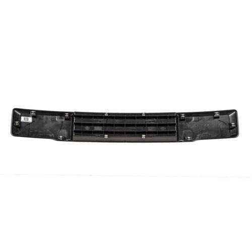 OEM NEW Front Bumper Trim Panel Fascia Cover Black 15-17 F-150 FL3Z-17E810-AA