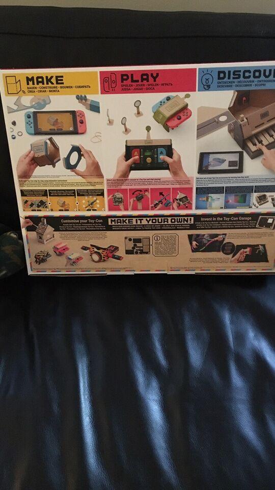 Nintendo LABO, Nintendo Switch, anden genre